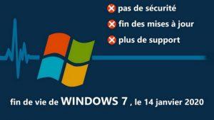 Windows 7 : C'est fini !
