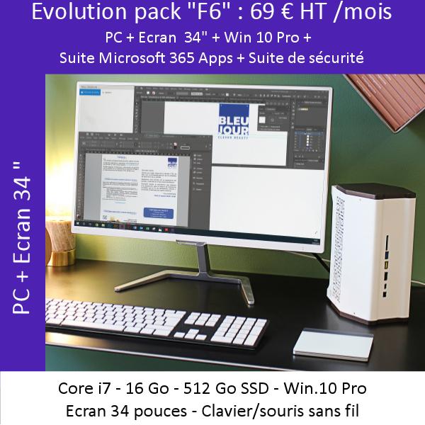 Offre évolutive «Poste fixe» F6